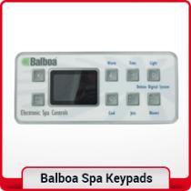 Balboa Spa Keypads