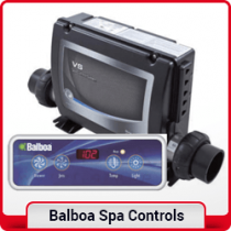 Balboa Hot Tub Controls