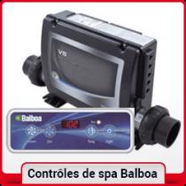 Contrôles de spa Balboa