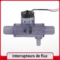 Interrupteurs de flux et sondes