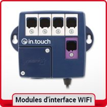Modules d'interface WIFI