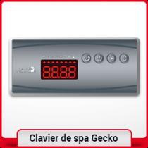 Clavier de spa Gecko