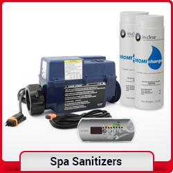 Spa 911 Sanitizers