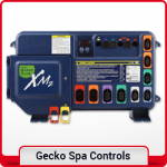 Gecko Spa Controls