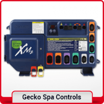 Gecko Hot Tub Controls