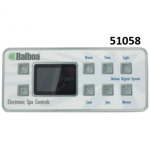 Balboa topside control panels - BAL51058