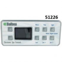 Balboa topside control panels - BAL51226