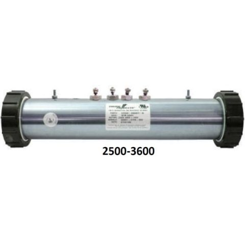 Spa Heater 2500-3600