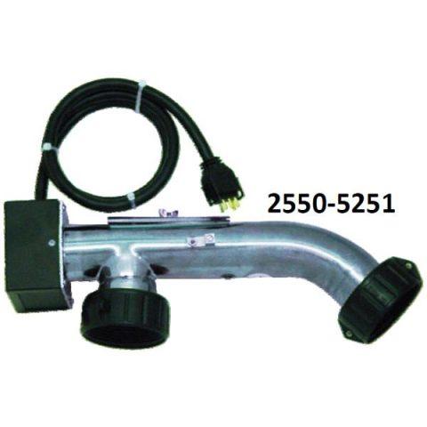 Spa Heater 2550-5251