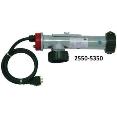 Spa Heater 2550-5350