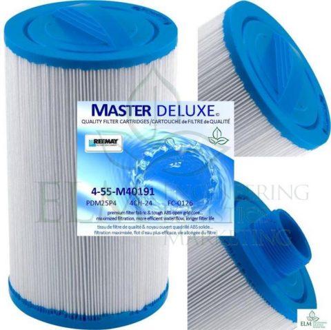 Filtre de Spa Master 4-55-M40191 (Filtre Filbur FC0136)