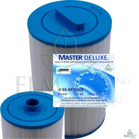 Filtre de Spa Master 4-55-M70402